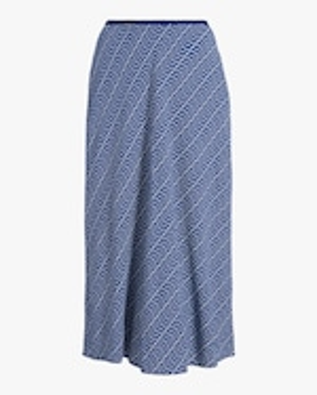 Diane von Furstenberg Mae Midi Skirt 0