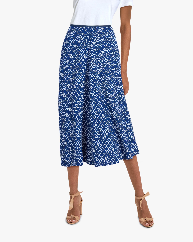Diane von Furstenberg Mae Midi Skirt 1