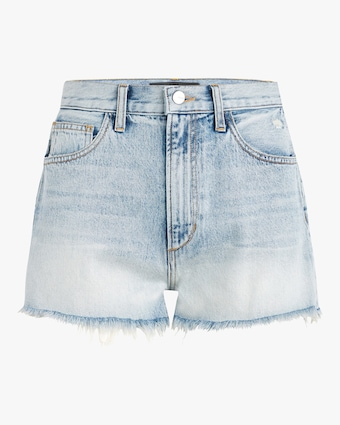 Joe's Jeans High-Rise Vintage Denim Shorts 1