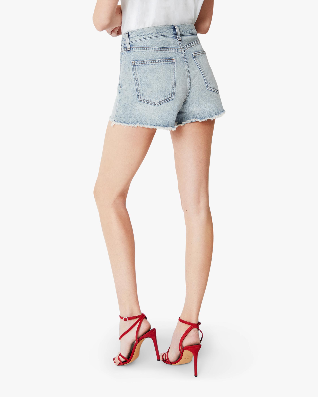 Joe's Jeans High-Rise Vintage Denim Shorts 3