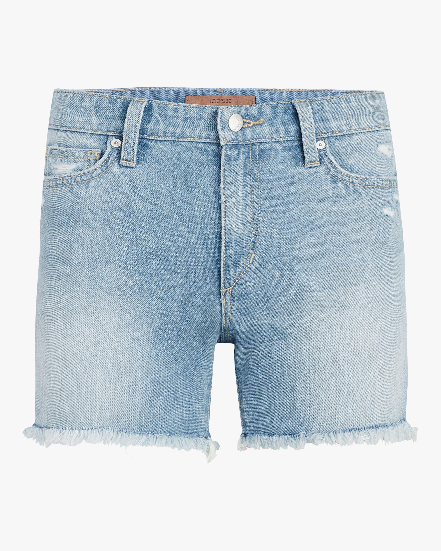 Joe's Jeans The Ozzie Cut-Off Denim Shorts 0