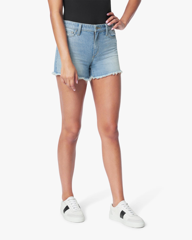 Joe's Jeans The Ozzie Cut-Off Denim Shorts 1
