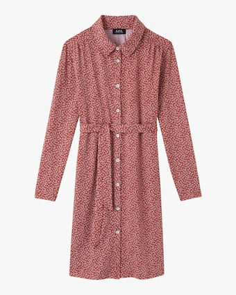 Daphne Shirt Dress