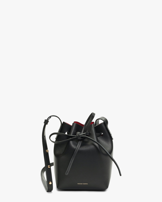 Mansur Gavriel Mini Mini Bucket Bag 0