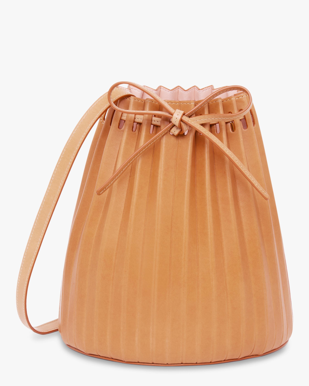 Cammello Pleated Bucket Bag
