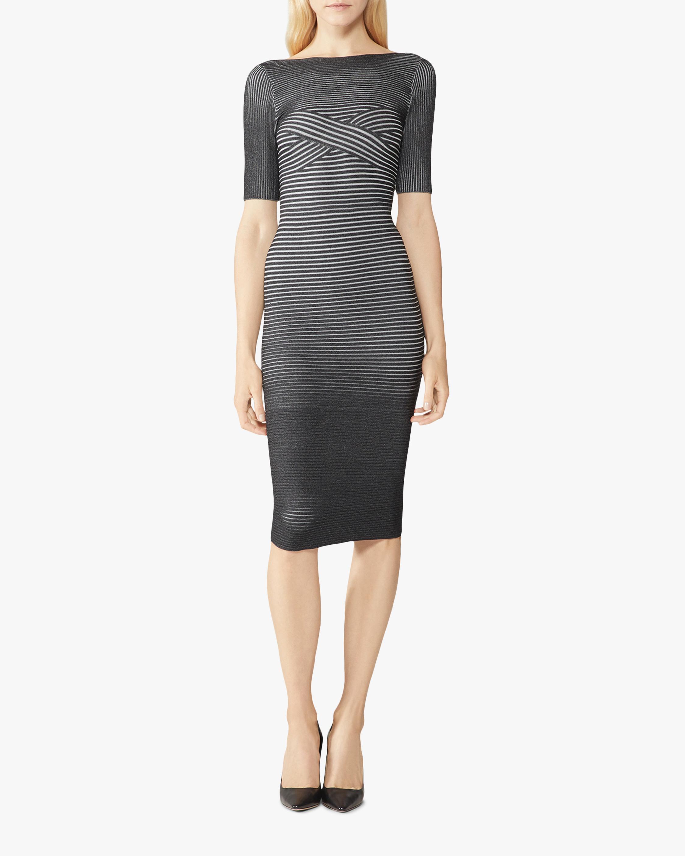 Braided Bustier Dress