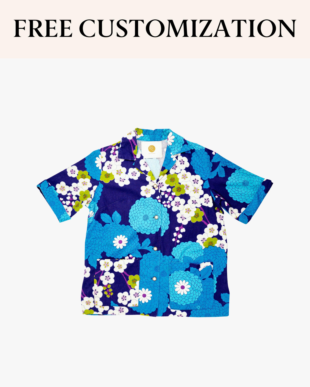 Hula Hawaiian Shirt