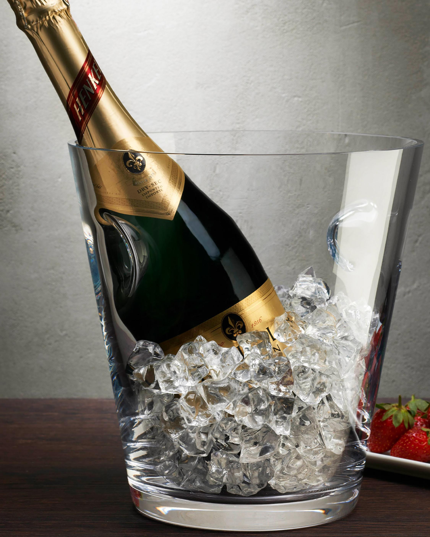 Nude Glass Glacier Wine Cooler 1