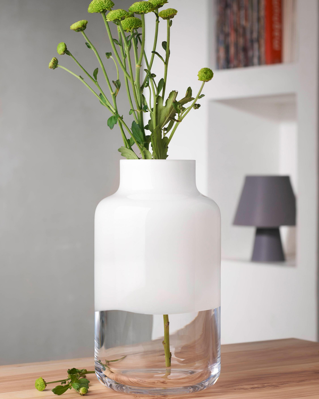 Nude Glass Magnolia Vase - Medium 1