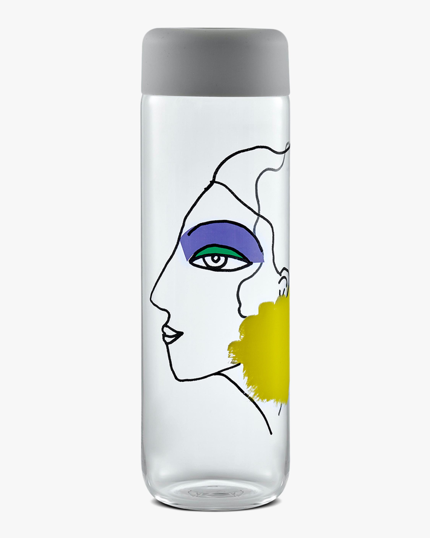 Nude Glass Finesse Rock & Pop Jug 2