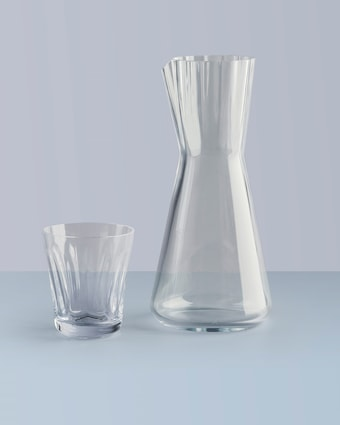 Lady Water Carafe