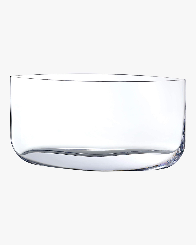 Nude Glass Wide Blade Vase 1