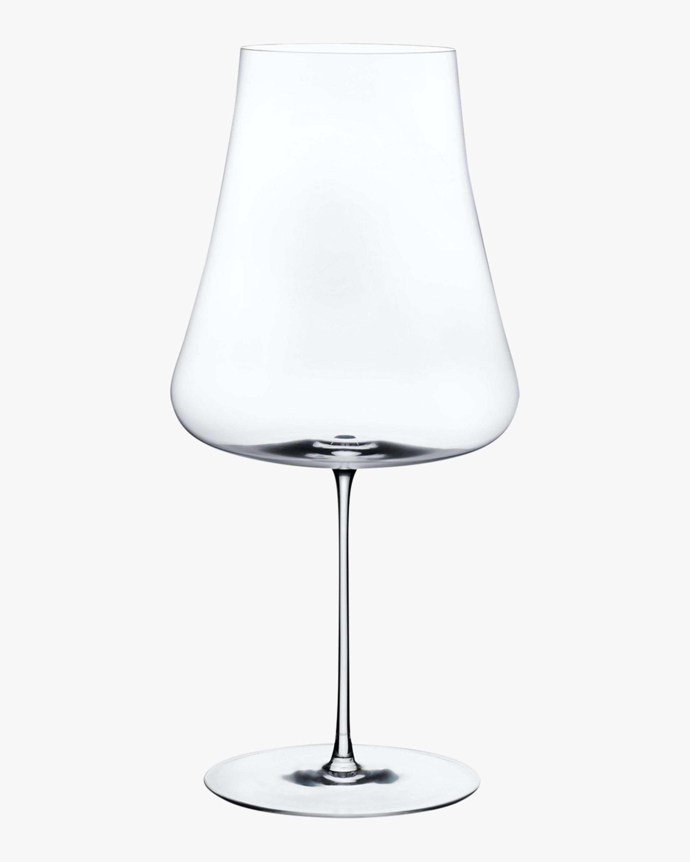Nude Glass Stem Zero Volcano Red Wine Glass 1