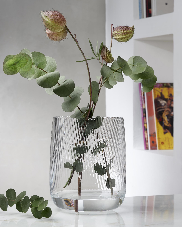 Nude Glass Opti Vase - Tall 2