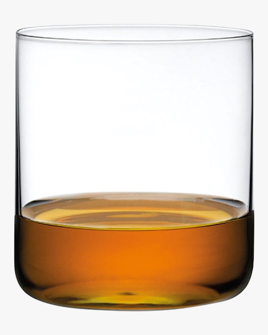 Nude Glass Finesse Whisky SOF Glasses Set of 4 1