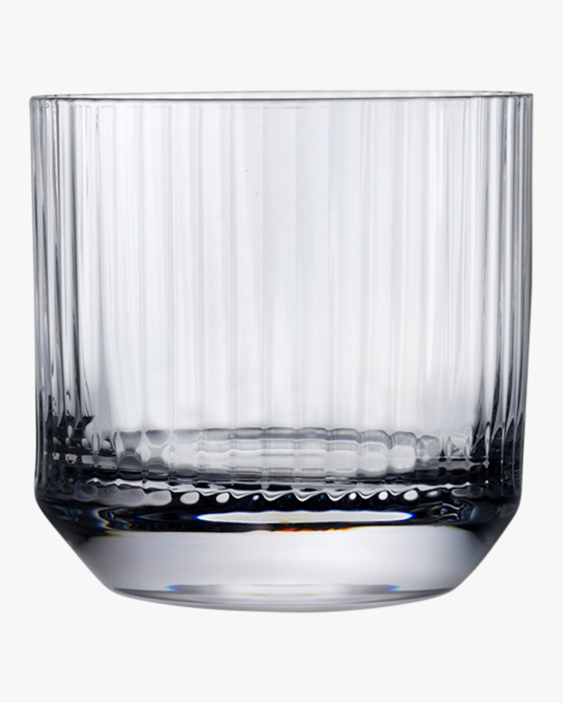 Nude Glass Big Top Whiskey SOF Glasses Set of 4