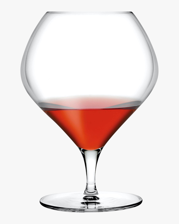 Nude Glass Fantasy Cognac Glasses Set of 2 2