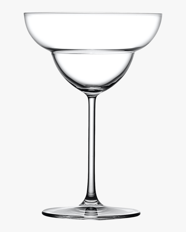 Nude Glass Vintage Margarita Glasses Set of 2 1