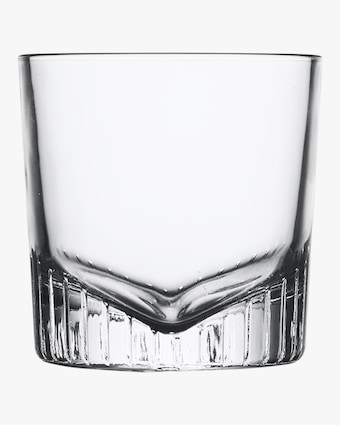 Nude Glass Caldera Whisky Glasses Set - 9oz 1