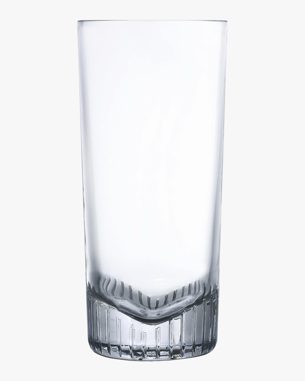 Nude Glass Caldera High Ball Glasses Set of 4 1