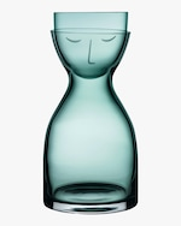 Nude Glass Mr. & Mrs. Night Short Water Set 0