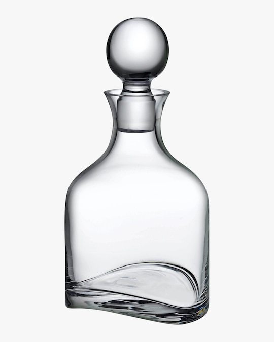 Nude Glass Arch Whisky Bottle 0