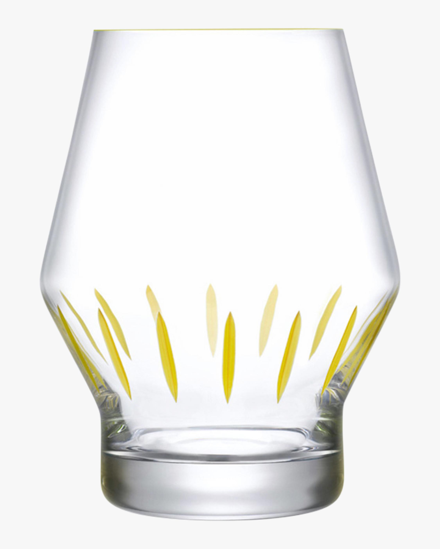 Nude Glass Beak Iris Apfel Inspiration Glasses Set of 2 2