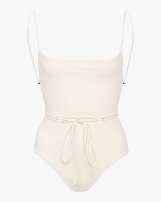 Anemos The KMT Wrap One-Piece Swimsuit 0