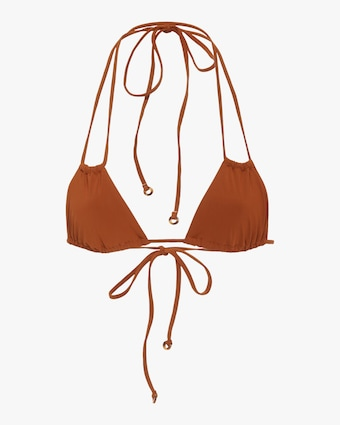 The Jane Double-String Bikini Top