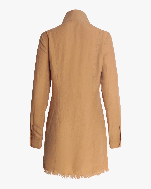Divine Heritage Safari Lace-Up Mini Dress 2
