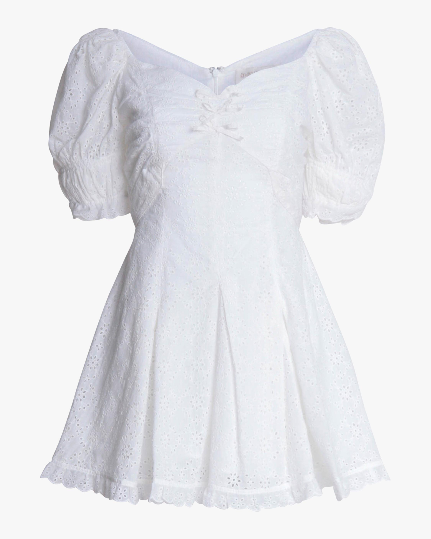 Divine Heritage Off-Shoulder Mini Dress 1