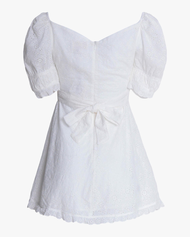 Divine Heritage Off-Shoulder Mini Dress 2