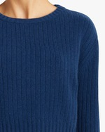 Divine Heritage Cropped Long-Sleeve Sweater 3