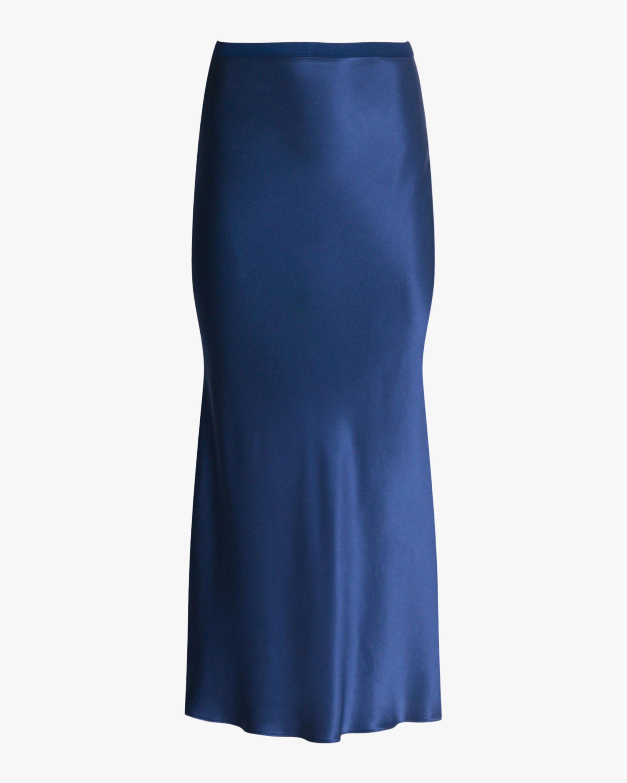 Divine Heritage Bias-Cut Skirt 1