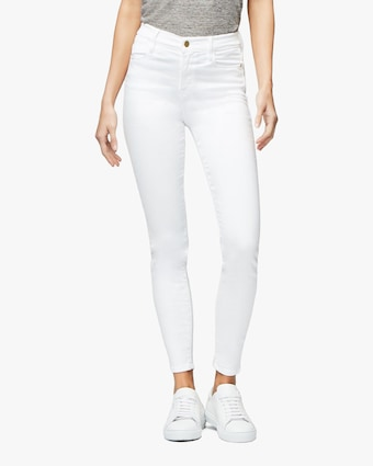 Frame Le High Skinny Jeans 1