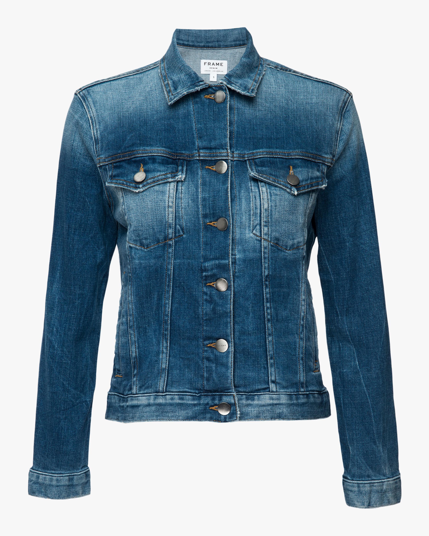 Frame Le Vintage Denim Jacket 0