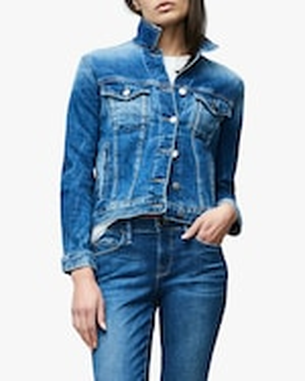 Frame Le Vintage Denim Jacket 1
