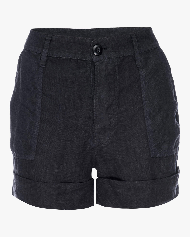 Le Beau Linen Shorts