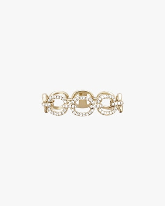 EF Collection Chain Link Ring 1