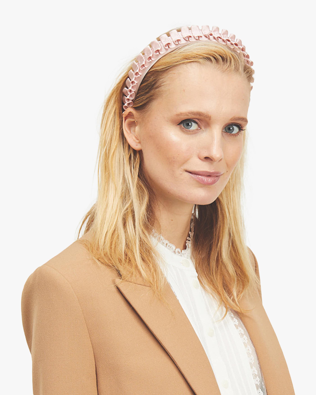Eugenia Kim Rafael Satin Headband 3