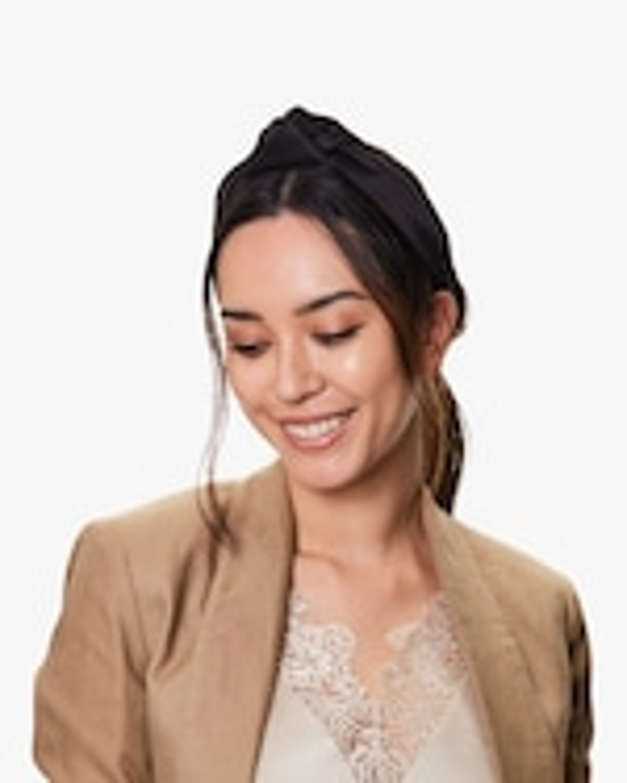 Eugenia Kim Maryn Satin Headband 2