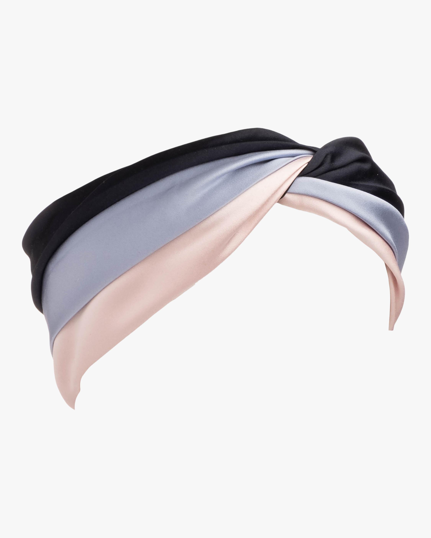 Eugenia Kim Hedy Satin Headband 0