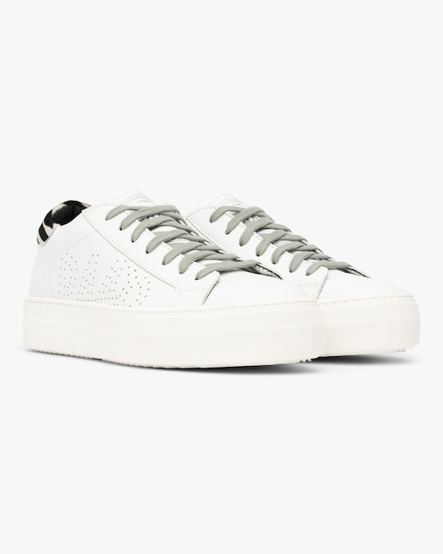 P448 Thea Zebra Low-Top Sneaker 1