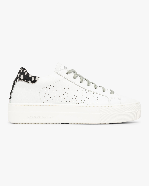 P448 Thea Low-Top Sneaker 1