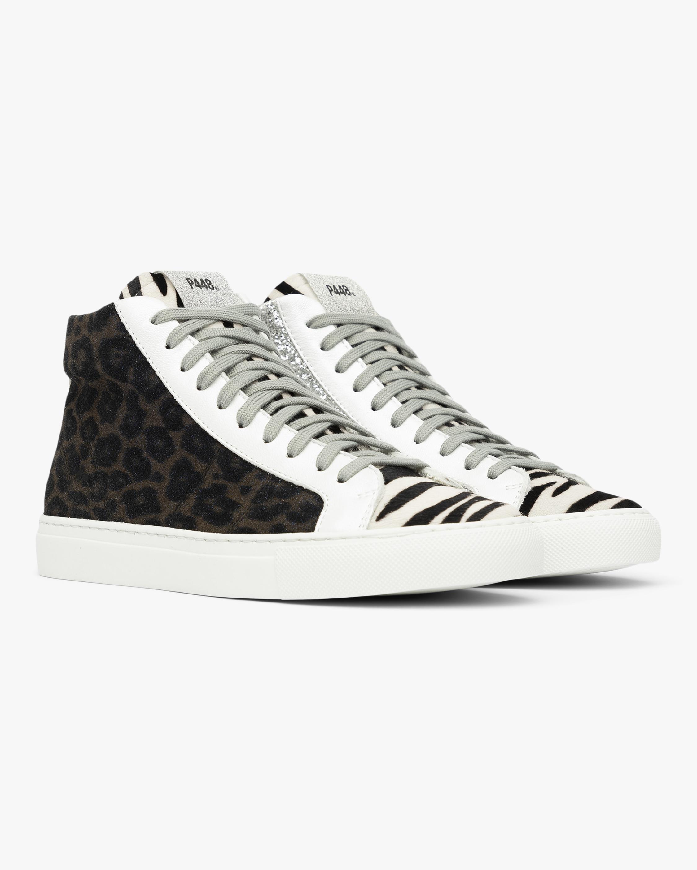The Star High-Top Sneaker