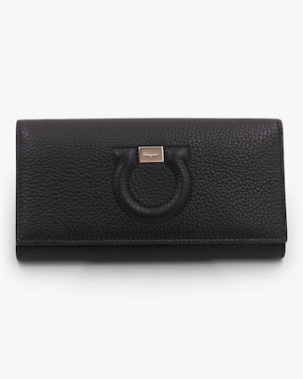 Salvatore Ferragamo Chain City Wallet 1