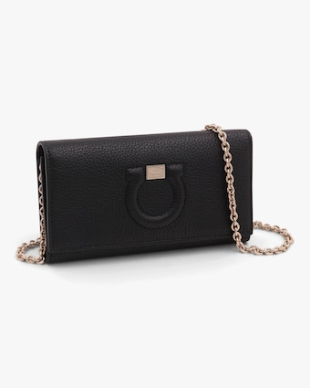 Salvatore Ferragamo Chain City Wallet 2