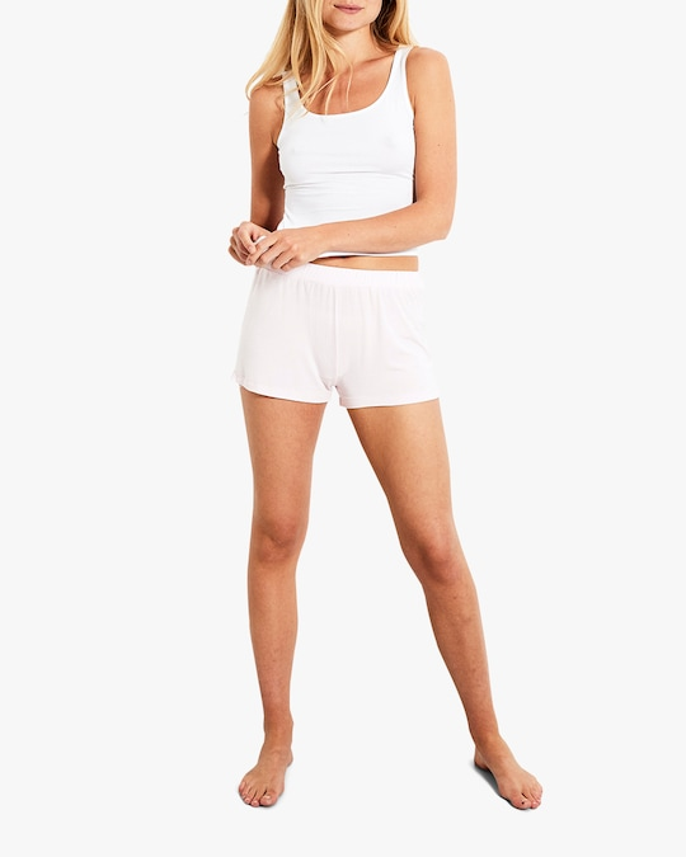 Stripe & Stare Bed Shorts 1