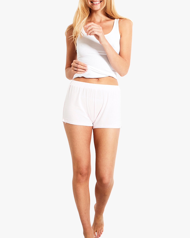 Stripe & Stare Bed Shorts 2