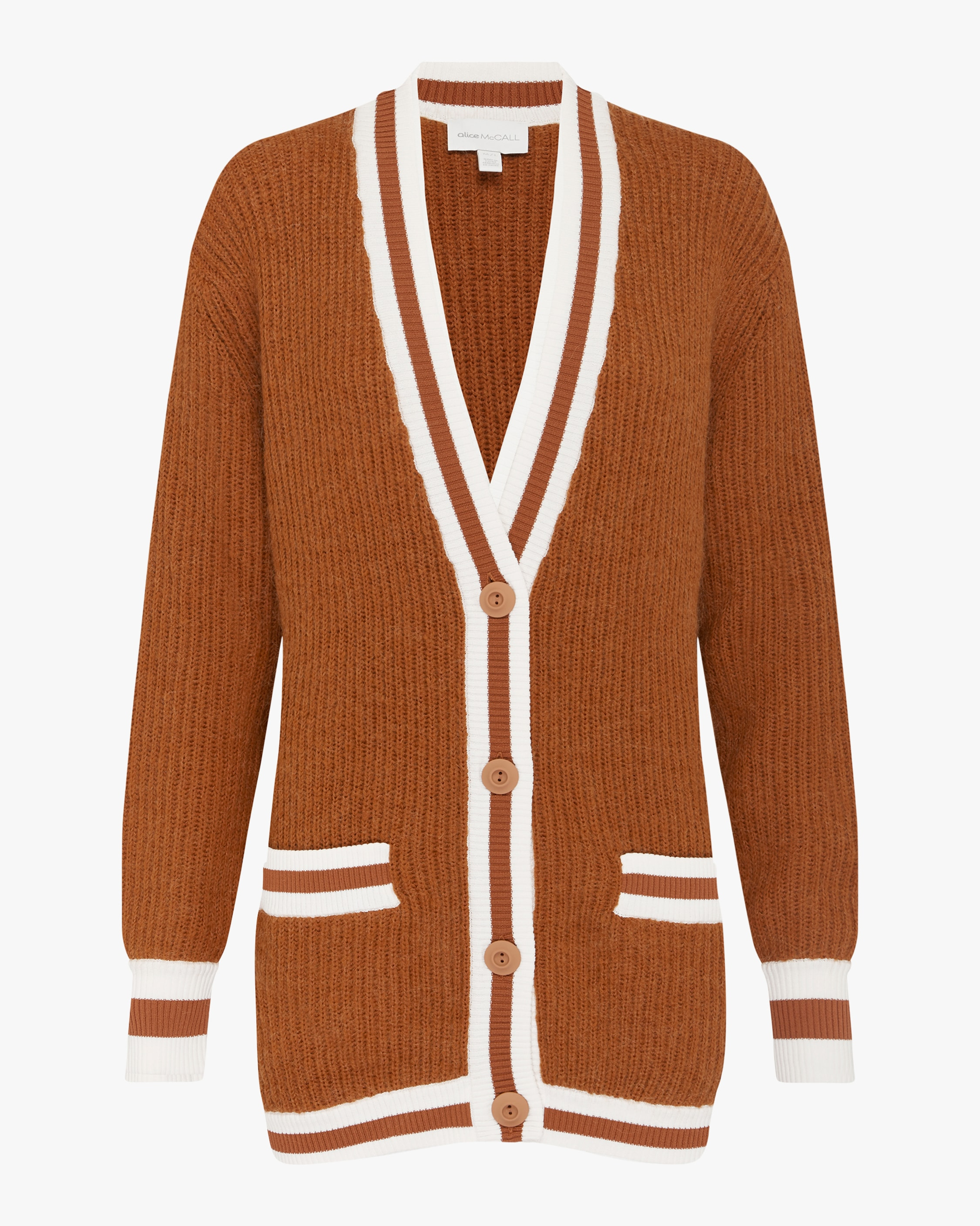 Alice Mccall GET THE BLUES CARDIGAN